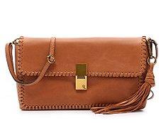 Elliott Lucca Tristan Leather Crossbody Bag