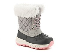 Carter's Vermont Girls Toddler Snow Boot