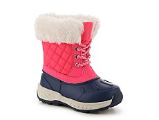 Carter's Vermont Girls Toddler Snow Boot