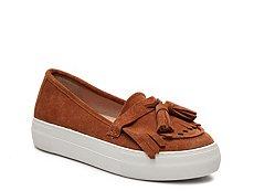 J Slides Preppie Slip-On Sneaker