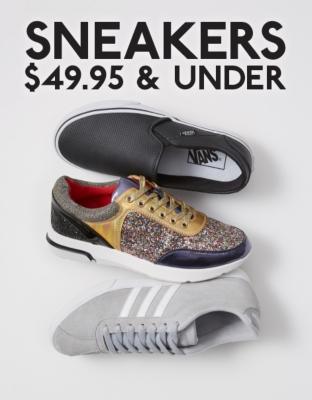 SNEAKER UNDER $50