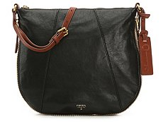 Fossil Gwen Leather Crossbody Bag