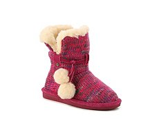 Bearpaw Mary Girls Youth Boot