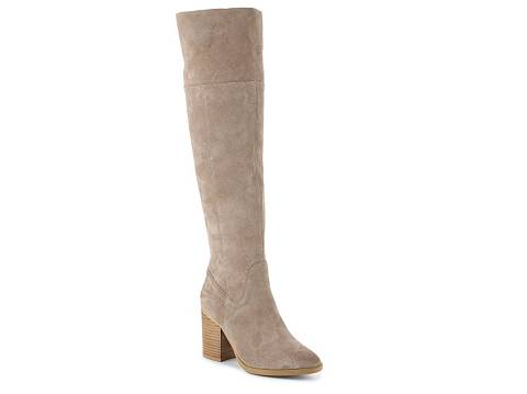 Steve Madden Saudy Wide Calf Over The Knee Boot | DSW
