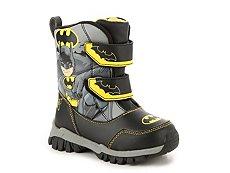 Warner Bros Batman Boys Toddler Snow Boot