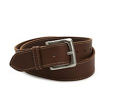 Timberland Stitch Leather Belt