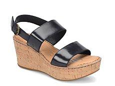 Born Metzger Wedge Sandal