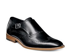 Stacy Adams Dorset Monk Strap Slip-On