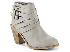 Journee Collection Strap Bootie
