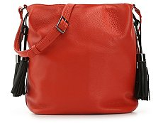 Rian Etienne Leather Shoulder Bag