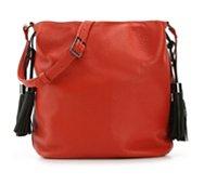 Rian Etienne Leather Shoulder Bag