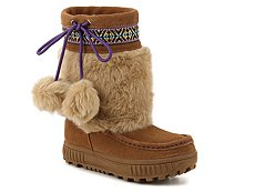 Bearpaw Hope Girls Youth Boot