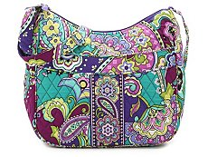 Vera Bradley Heather Carryall Crossbody Bag