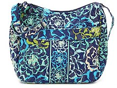 Vera Bradley Katalina Blues Carryall Crossbody Bag