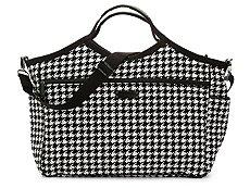 Vera Bradley Midnight Houndstooth Weekender Bag