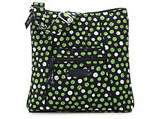 Vera Bradley Lucky Dots Hipster Crossbody Bag