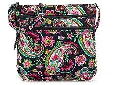 Vera Bradley Petal Paisley Crossbody Bag