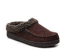 Dearfoams Berber Cuff Slipper