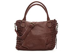 Liebeskind Noelle Leather Satchel