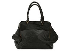 Liebeskind Kayla Leather Satchel