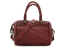 Liebeskind Pretty Pony Leather Satchel