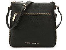 Vince Camuto Buffi Leather Crossbody Bag