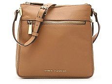 Vince Camuto Buffi Leather Crossbody Bag