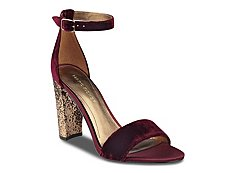 Marc Fisher Factor-2 Velvet Sandal