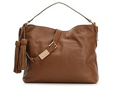 Foley + Corinna Sascha Leather Hobo Bag