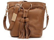 Foley + Corinna Sascha Leather Shoulder Bag