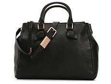 Foley + Corinna Claire Leather Satchel