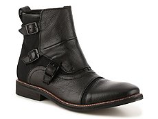Guess Jermaine Cap Toe Boot