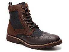 Tommy Hilfiger Olympia Wingtip Boot
