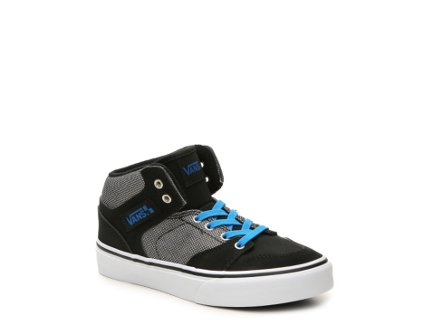 vans boys toddler youth high top slip on