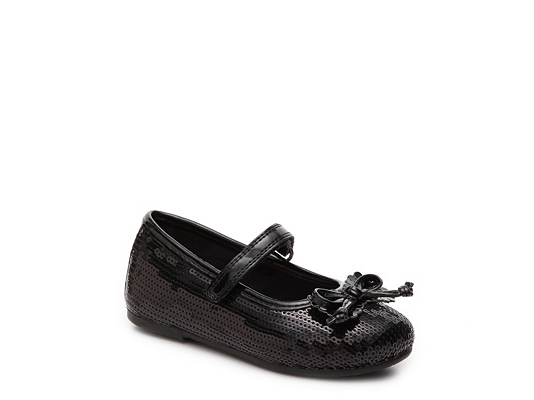 Rachel Lil Margie Girls Toddler Mary Jane Flat