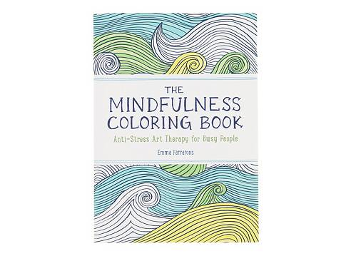 The Mindfulness Coloring Book Review : Workman Publishing The Mindfulness Coloring Book DSW