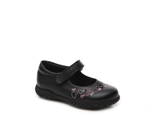 Rachel Janie Girls Toddler Mary Jane Flat