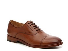 Warfield & Grand Newport Cap Toe Oxford