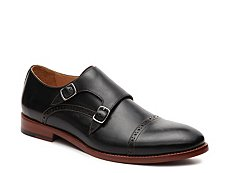 Warfield & Grand Grinnell Monk Strap Slip-On