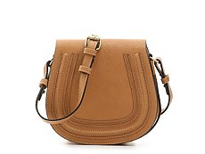 Kelly & Katie Classic Saddle Crossbody Bag