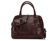 Kelly & Katie Croco Satchel