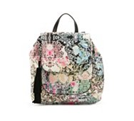 French Connection Gabby Printed Backpack