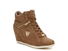 Guess Keala Wedge Sneaker