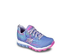 Skechers Skech Air Jump Around Girls Toddler & Youth Sneaker