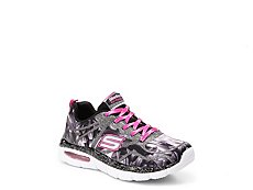 Skechers Air Appeal Glitztastic Girls Toddler & Youth Running Shoe