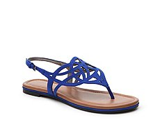Kelly & Katie Patrice Fabric Flat Sandal