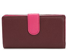 Kelly & Katie Rio Leather Wallet
