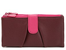 Kelly & Katie Rio Heather Leather Wallet