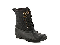 Tommy Hilfiger Megan Girls Youth Duck Boot