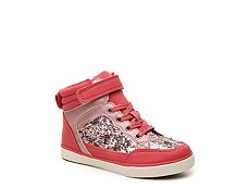 Hanna Andersson Ulla Girls Toddler & Youth High-Top Sneaker